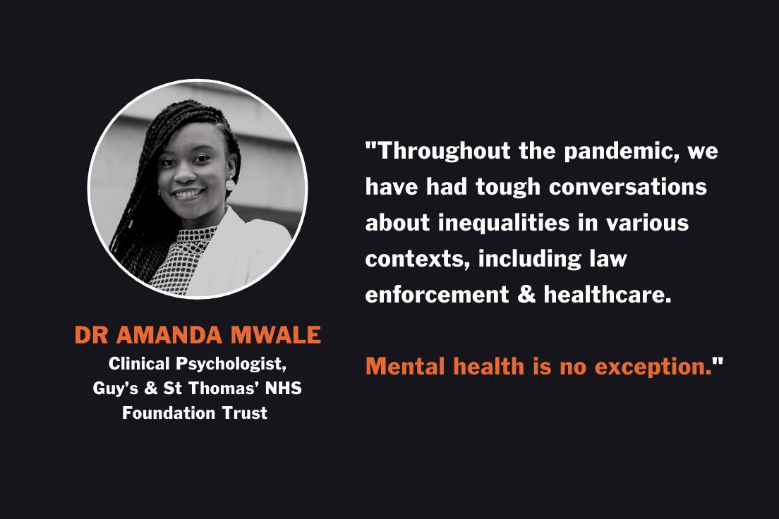 Amanda - World Mental Health Day Quote